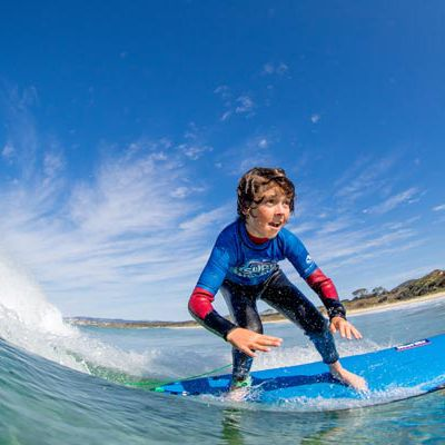kids surf lesson adelaide